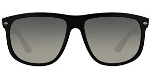 Ray Ban RB4147 - T60 Black Crystal CRYSTAL GRAY GRADIENT