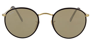 Ray Ban RB3475Q - T50 Matt Gold Crystal Gradient Light Blue