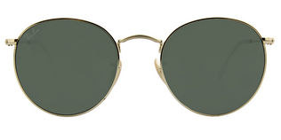 Ray Ban RB3447N - T53 GOLD 001 Gris vert US