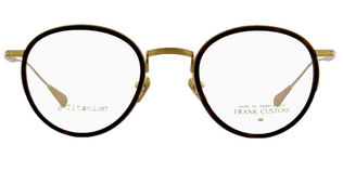 Frank Custom FA6138 - T49 Ecaille & or
